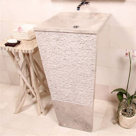 waschbecken seven marmor waschtisch s 228 ule seven 40 cm creme bei