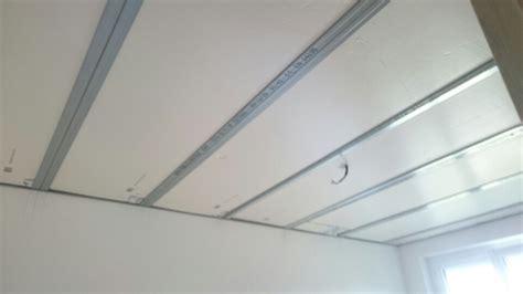 Faux Plafond Avec Suspente by Faux Plafond En Auto Port 233