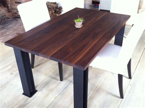modern industrial dining table pin by deborah b on dining room tables