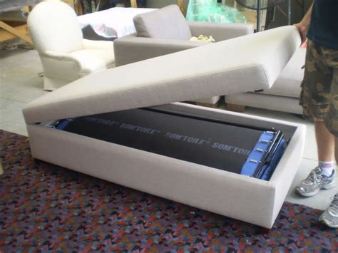ottoman fold out double bed jaro makes sofa beds and ottomans with a fold out bed