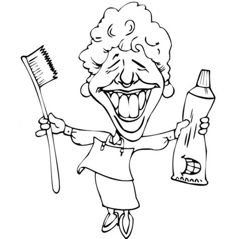 dentist coloring pages dental coloring pages coloringpagesabc