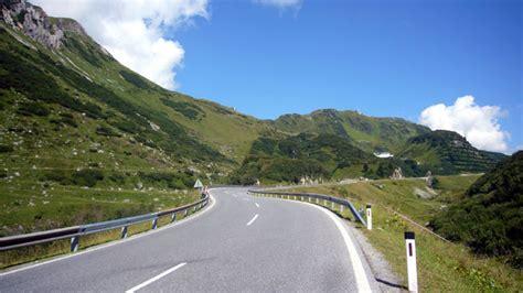 Motorrad Unterkunft Eifel Forum by Arlbergpass Vorarlberg Tirol 214 Sterreich Per Motorrad