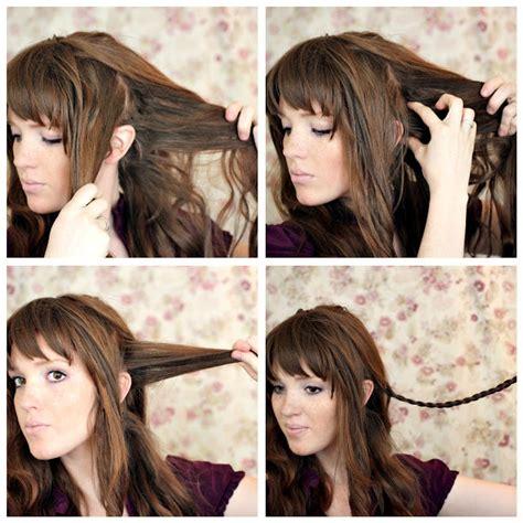 headband braid step by step the freckled fox hair tutorial braided headband