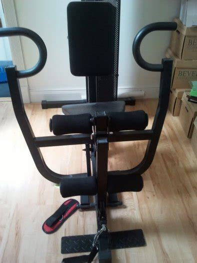 marcy apex personal multi trainer for sale in donabate