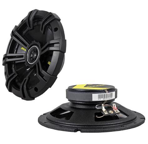 Kicker Sz 39 43 kicker cs654 car audio 6 5 quot coaxial 300 watt range pair speakers with speaker door