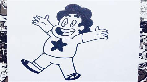 imagenes de steven universe para dibujar faciles como dibujar a steven universe how to draw steven