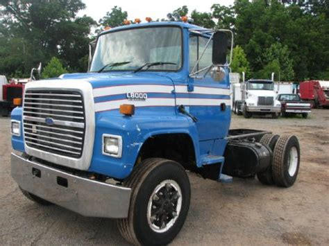 ford l8000 pictures photos information of modification