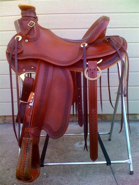 Handmade Tack - 17 best ideas about wade saddles on western