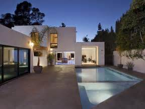 Outdoor Entertaining Ideas - flawless design contemporary luxury home in beverly hills california freshome com