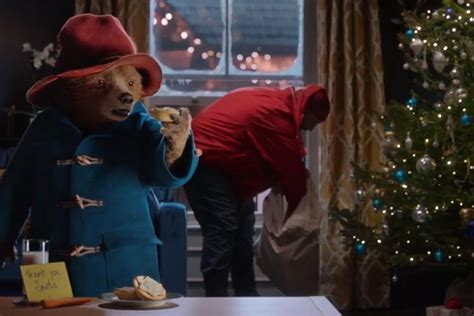 paddington and the christmas the inspiration room advertising creativity from around the world