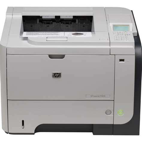Printer Hp Laserjet P3015 hp laserjet p3010 p3015 laser printer monochrome plain