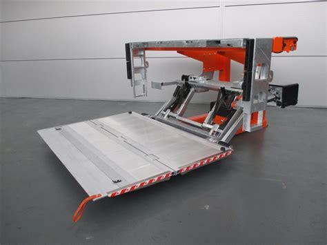 dhollandia plataforma plegable completamente nueva para