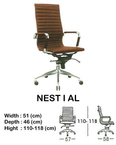 Kursi Direktur Kantor Manager Reclening kursi kantor direktur manager indachi nest i al sentra