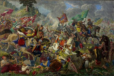 ottoman battles battle of breadfield