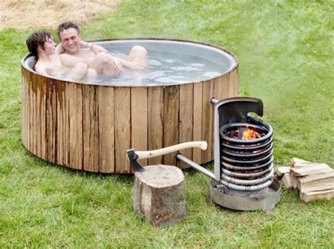 wood hot tub marvellous hot tubs that defy standards to become exceptional