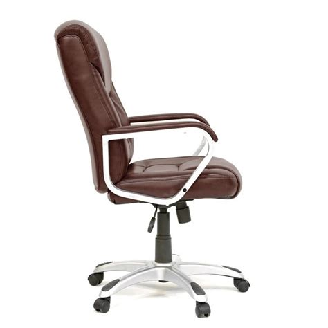 Office Chairs Brown Executive Office Chair Leather Brown In Office Chair Brown