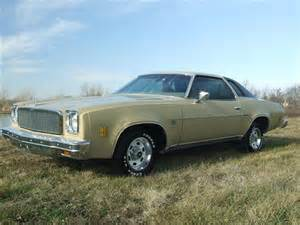 1975 chevrolet malibu information and photos momentcar