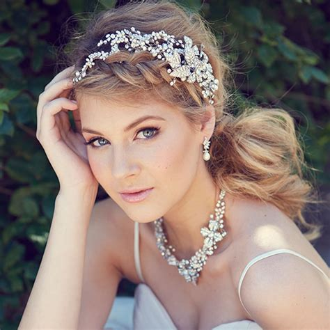 Bridal Accessories by Bridal Accessories Modern Wedding