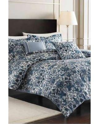 Nordstrom Comforters Spring Into Savings On Nicole Miller Porcelain Blue King