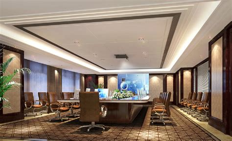 conference room interior design conference room european style interior design 3d house