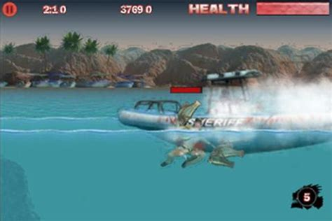 piranha 3dd: the game » android games 365 free android