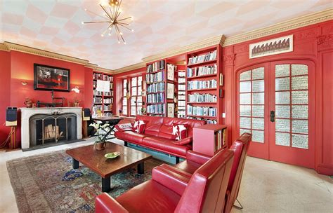 62 million penthouse collection revealed at 20 east end new york loft adorned by fascinating art collection worth