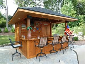 Backyard Cabana Ideas by Love This Poolside Cabana Outdoor Living Pinterest