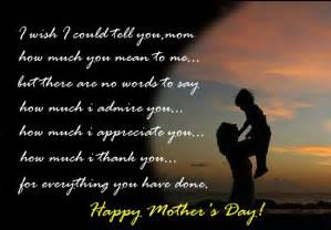 mothers day messages for cards wishespoint