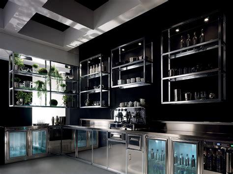 Mensole Bar Arredo Bar Modello Alukuadro