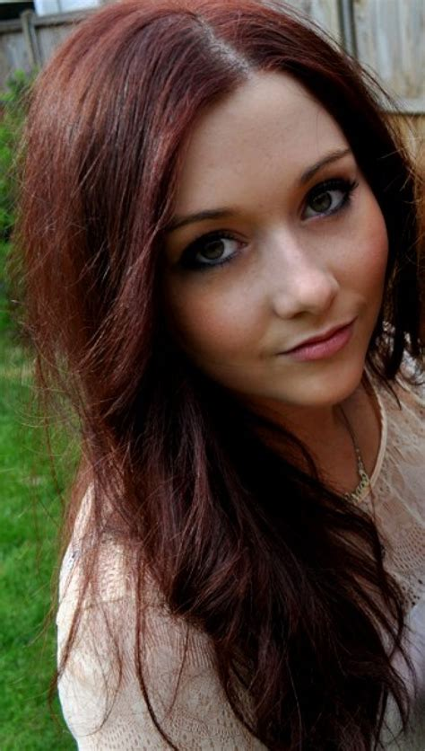 red and black l shade 25 best ideas about red brown hair on pinterest red brown