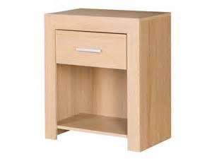 Bedside Cabinets Milano Oak Bedside Cabinet Free Delivery