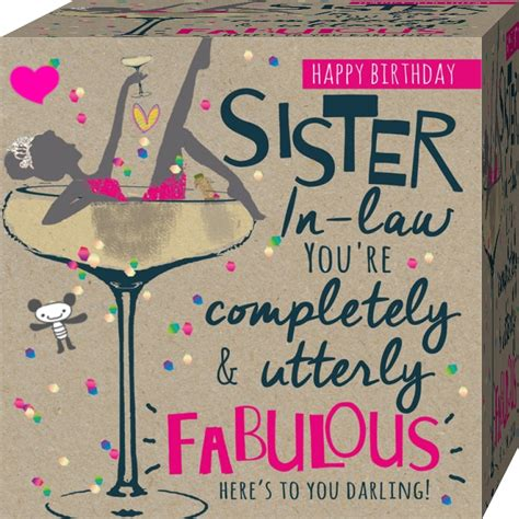 happy birthday sister in law images funny happy birthday quotes for my sister in law happy
