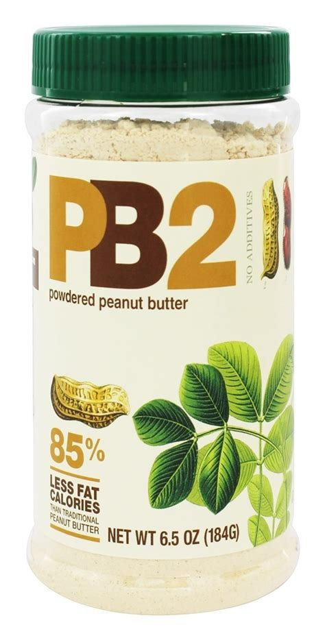 Planters Peanuts Gmo by Buy Pb2 Powdered Peanut Butter 6 5 Oz At Luckyvitamin