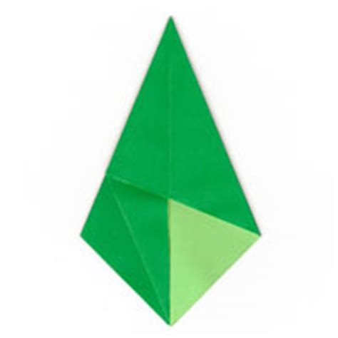Swivel Fold Origami - origami fold