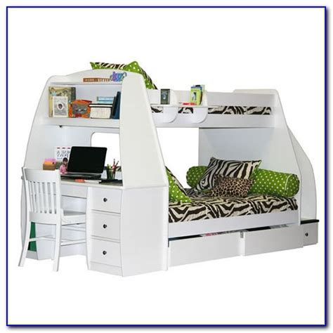 bunk bed with stairs and desk bunk bed with stairs and desk plans page best