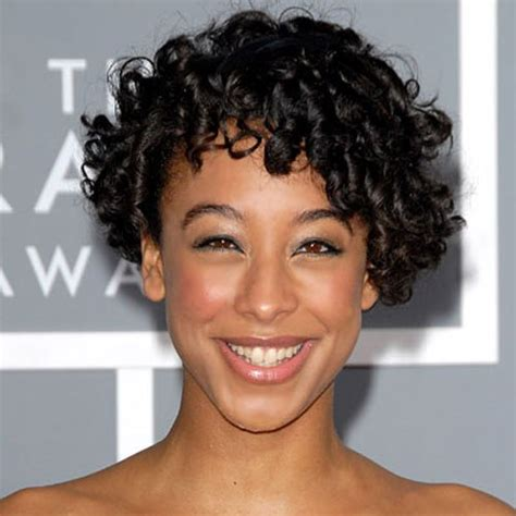 black american hair style on a circle face to school the african american short hairstyles for round faces