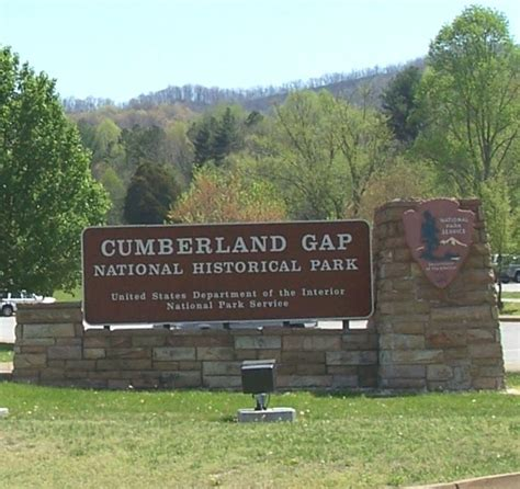 Cumberland Gap National Park Cabins by What Caused The Cumberland Gap Images Frompo