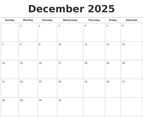 printable december 2014 calendar uk image gallery december 2025