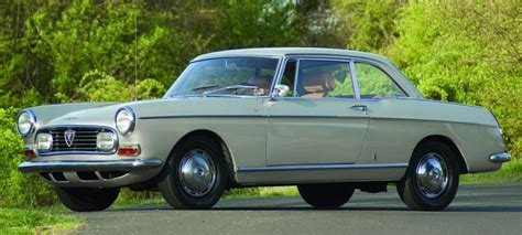 peugeot 404 coupe the french injection 1967 peugeot 404 super luxe co