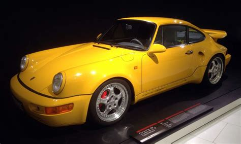 Porsche 964 Turbo S by Porsche 964 Turbo Turbosition