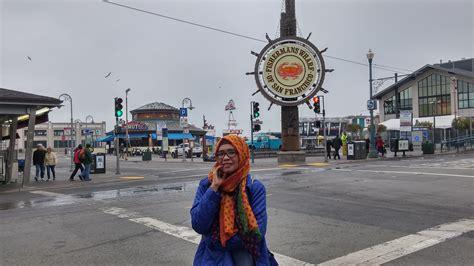 Souvenir Amerika Replika Pajangan Jembatan San Francisco karena san francisco bukan cuma golden gate jus semangka