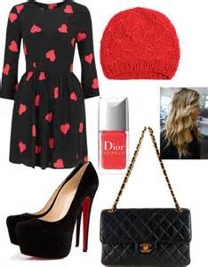Date Night Gift Basket Polyvore Valentine S Day Casual Dresses For Teens 2014 Girlshue