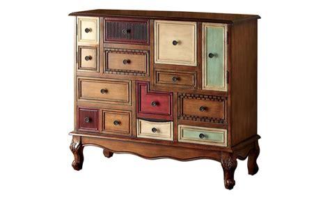 multi colored cabinets desree multi colored accent cabinet groupon