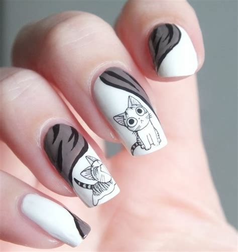 Dessin Ongle by Dessin Manucure Ongles Obasinc