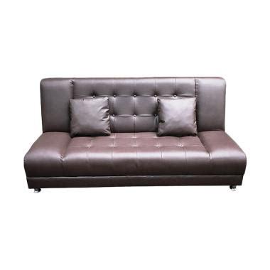 blibli furniture jual best furniture jelly sofabed hitam online harga