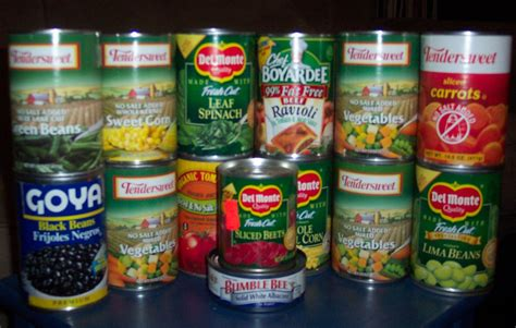 canned food canned canned veggies canned fruits l why are canned foods unhealthy