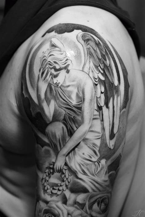 angel and rose tattoo 17 best images about on los angeles