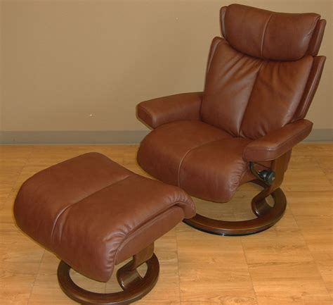 stressless magic recliners stressless royalin brown leather by ekornes stressless