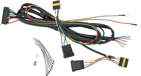 show chrome trailer wiring harness 5 pin for can am spyder