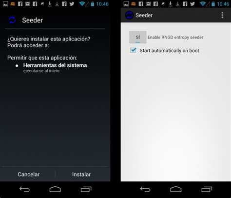 seeder apk free seeder reduce los lags significativamente en android muy recomendable poderpda
